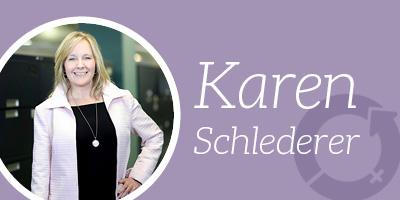 UGOC_ IWD Karen Schlederer