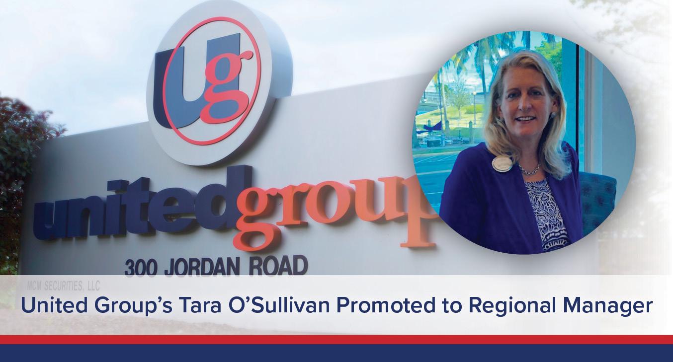 UGOC SPOTLIGHT: Tara O'Sullivan Promoted To Regional Manager