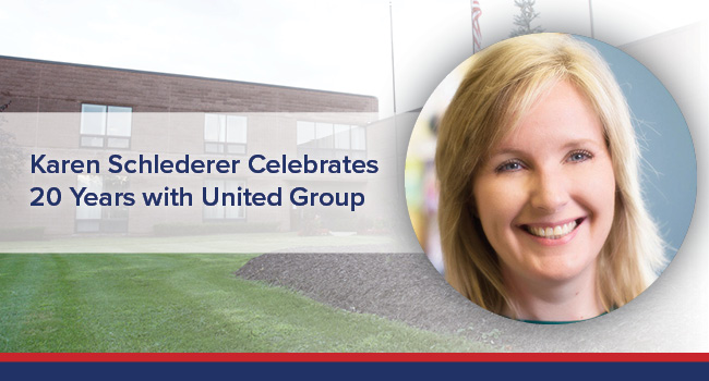 UGOC Spotlight: Vice President of Development Services Celebrates 20 Years With United Group