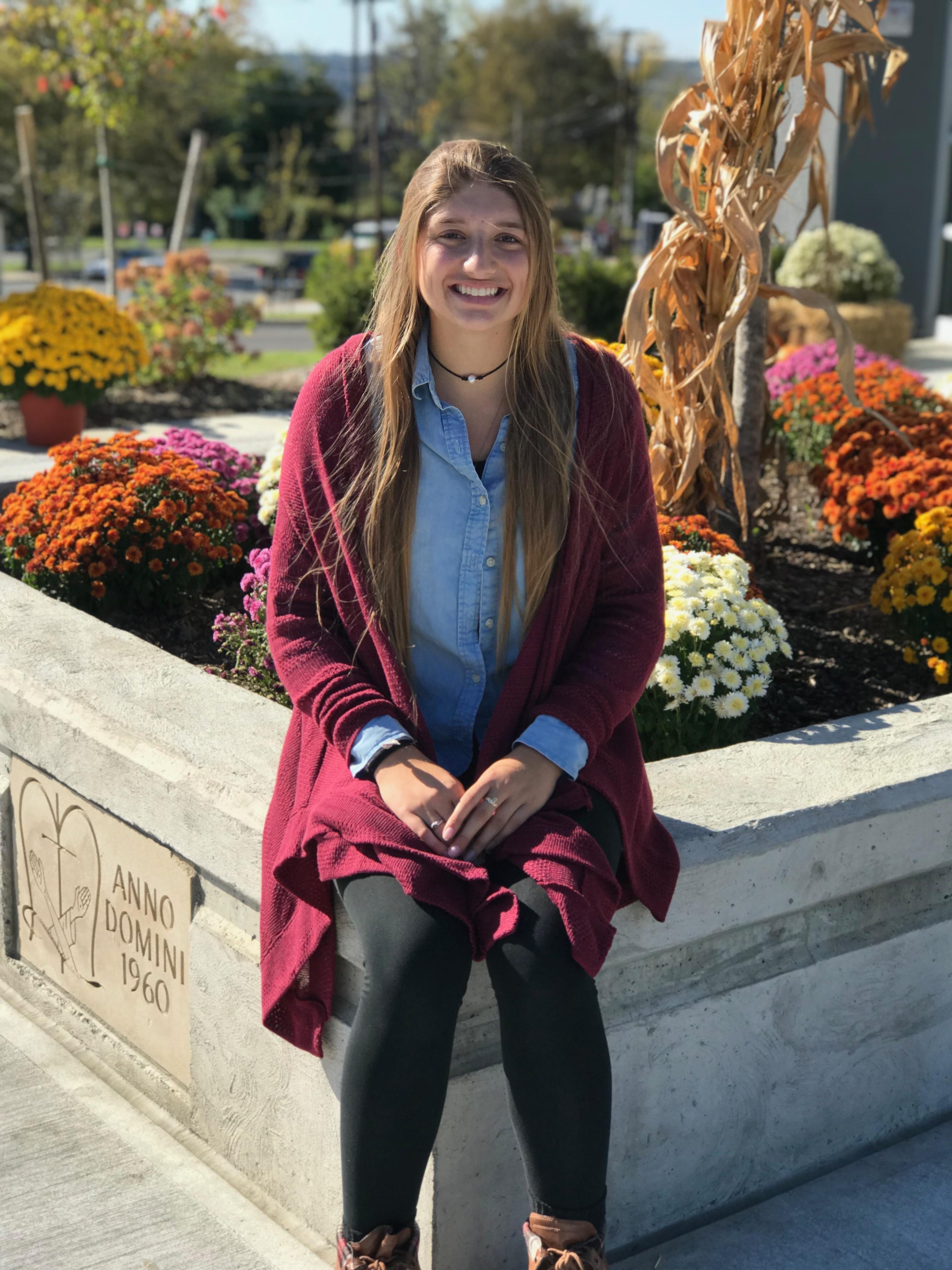 Resident Spotlight: Meet Student Athlete Linnea D'Acchille