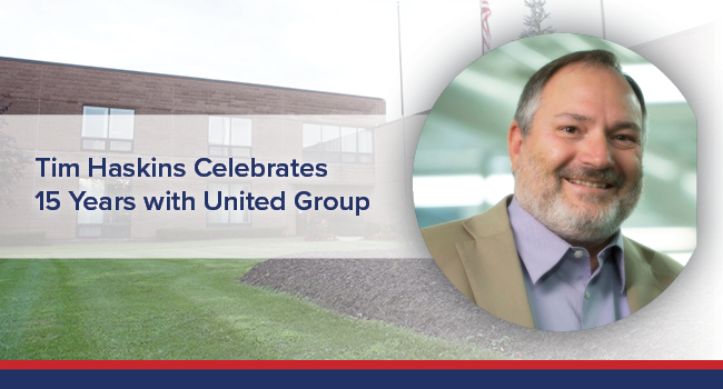 UGOC Spotlight: Director of Project Development Celebrates 15 Years With United Group