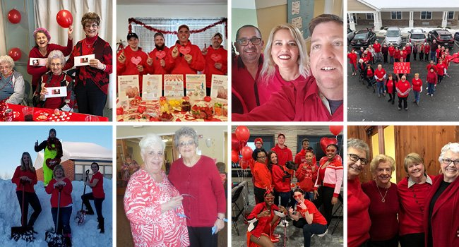 "United Group Raises Over $7,000 For ""Go Red For Women"""