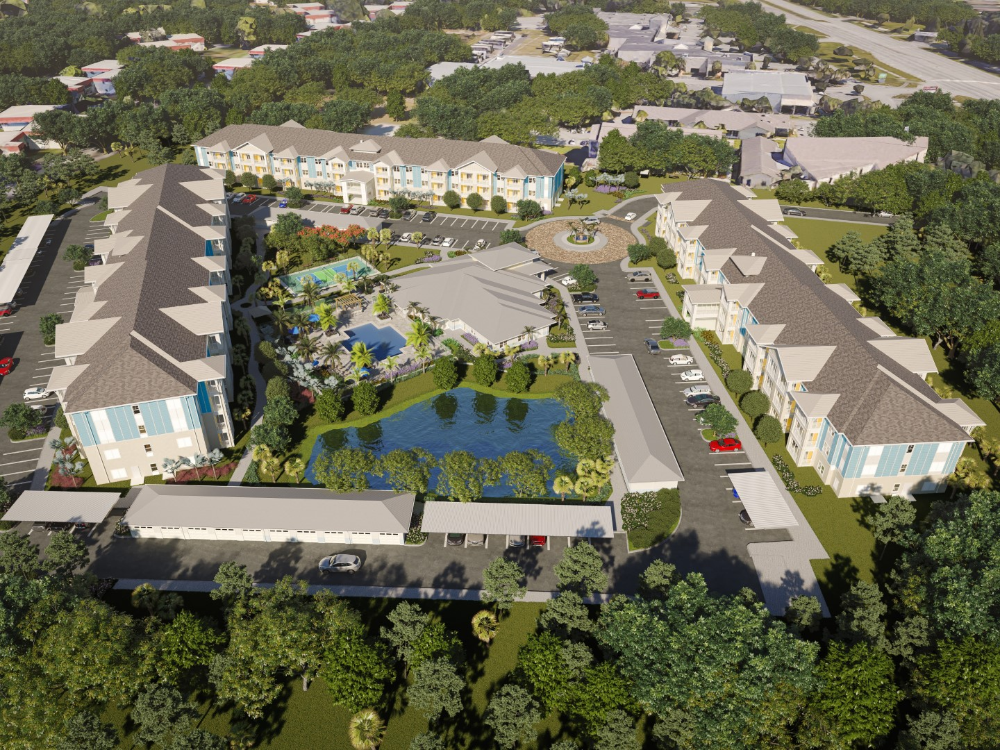 United Group Breaks Ground on The Sovana at Stuart