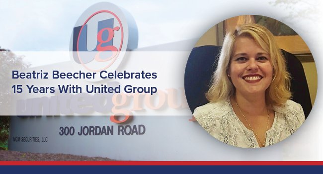 UGOC Spotlight: Beatriz Beecher Celebrates 15 Years With United Group