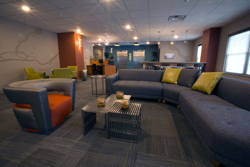 College Suites at City Station East