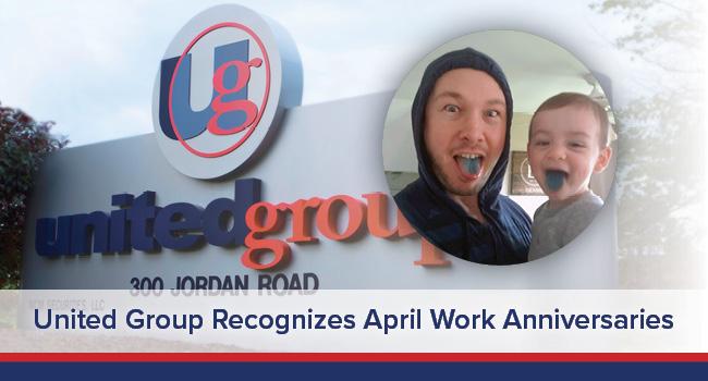 UGOC Spotlight: UGOC Recognizes April Work Anniversaries